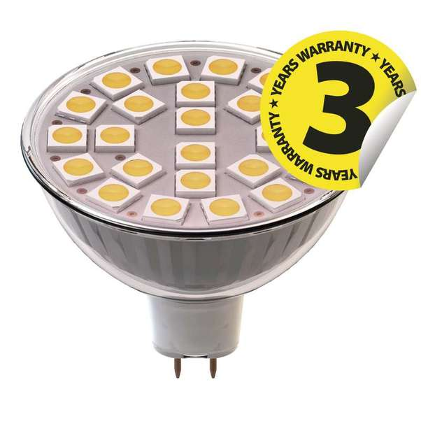 LED izzó MR16 4W CW. EMOS ZQ8432