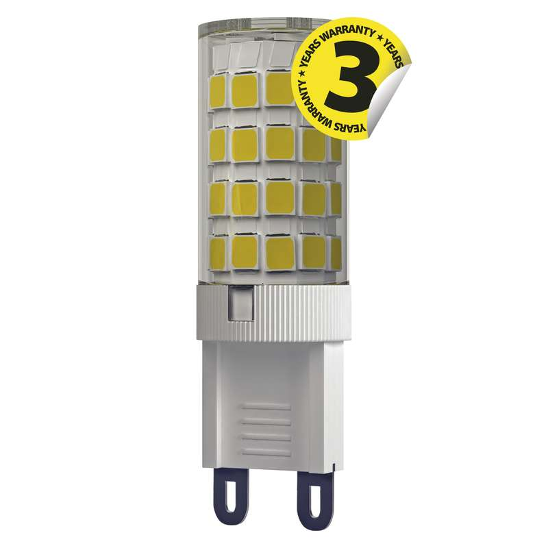 G9 LED izzó 230 V, 3,5 W, WW. ZQ9530