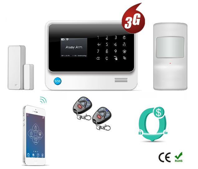 Smart Home redőny applikáció